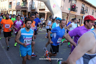 Inscripcion Media Maraton del Dulce