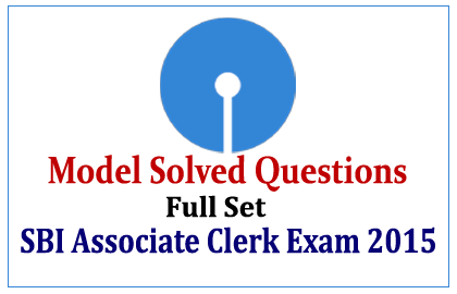 Full Set of Model Questions for Upcoming SBI Associate Clerk Exam