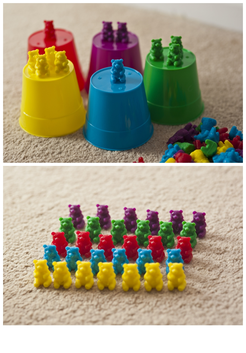 Stuff I Love - Sorting Bears by Eureka - 10 Sorting Games for Your Math-Loving Child