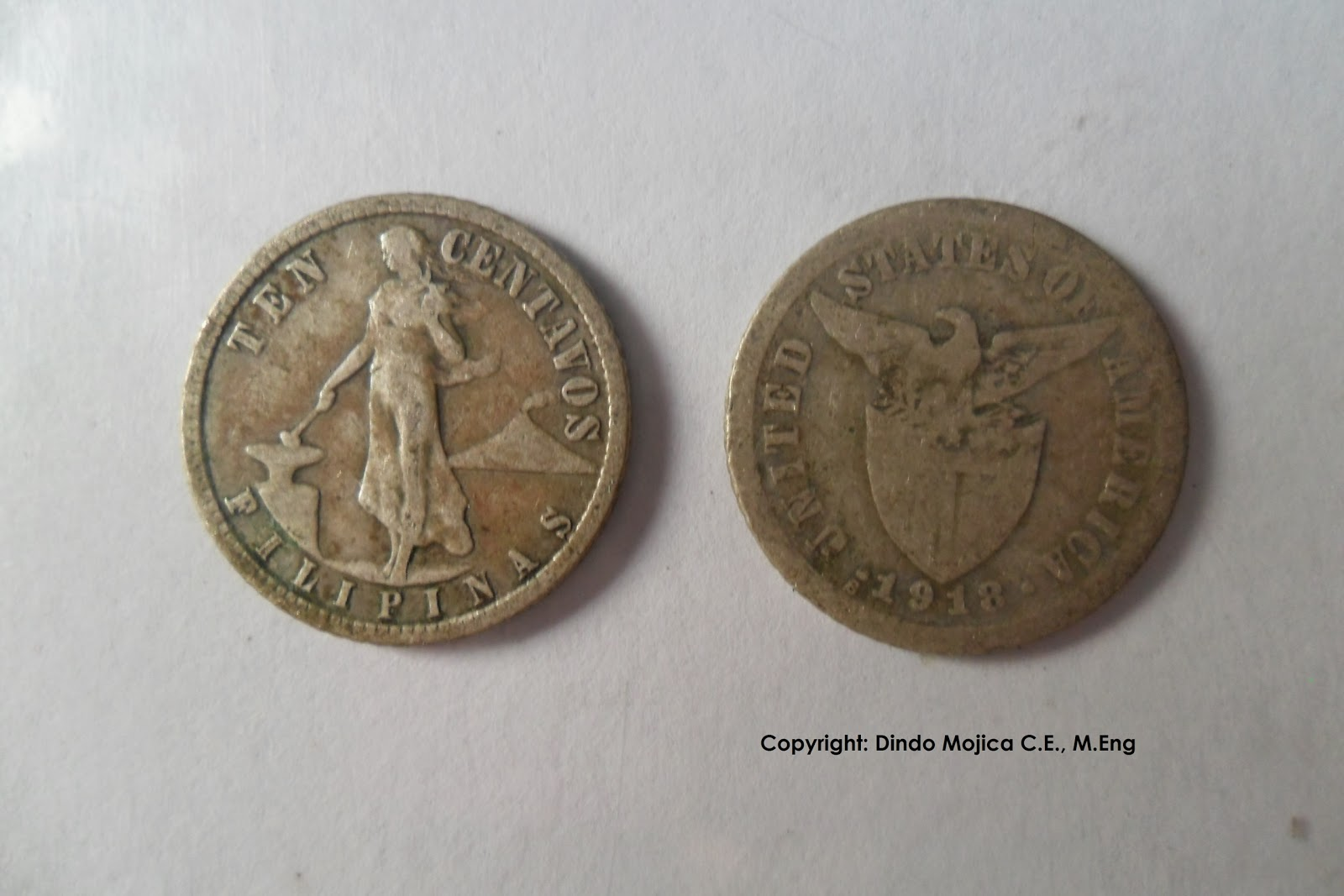 Dince's Chronicles: OLD PHILIPPINE COINS