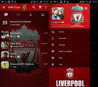 BBM Mod Liverpool 3.0.0.18 Terbaru