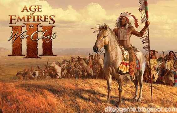 Age of Empires III: The WarChiefs. Là bản mở rộng ...