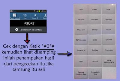Tips Ampuh Untuk Cek HP Samsung Asli Atau Tiruan