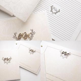 K'Mich Wedding - wedding plannning - wedding bronze invitations - Svetlana