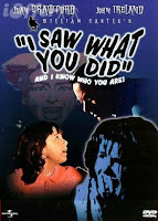 I Saw What You Did and I Know Who You Are! DVD Prices