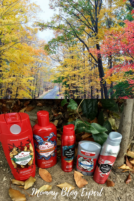 Old Spice Wild Collection for Tween Teen Boys