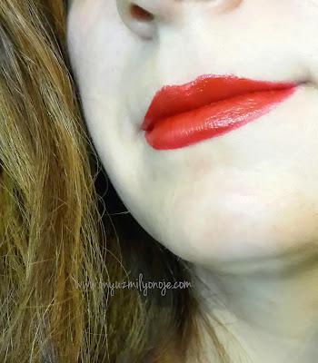 Note Rich Color Lipstick Merlot Ruj