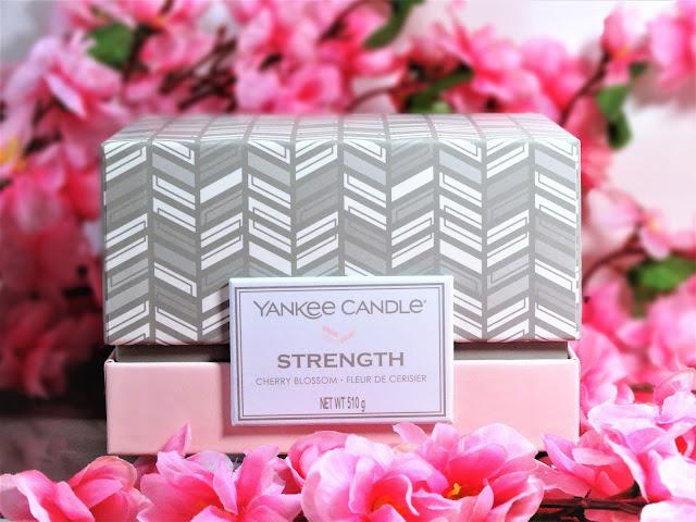avis Making Memories - Strength de Yankee Candle, blog bougie, blog parfum, blog beauté