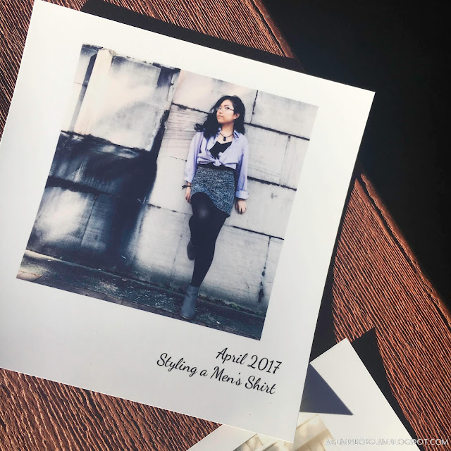 Instagram Photos Printed Printiki - Andrea Tiffany A Glimpse of Glam