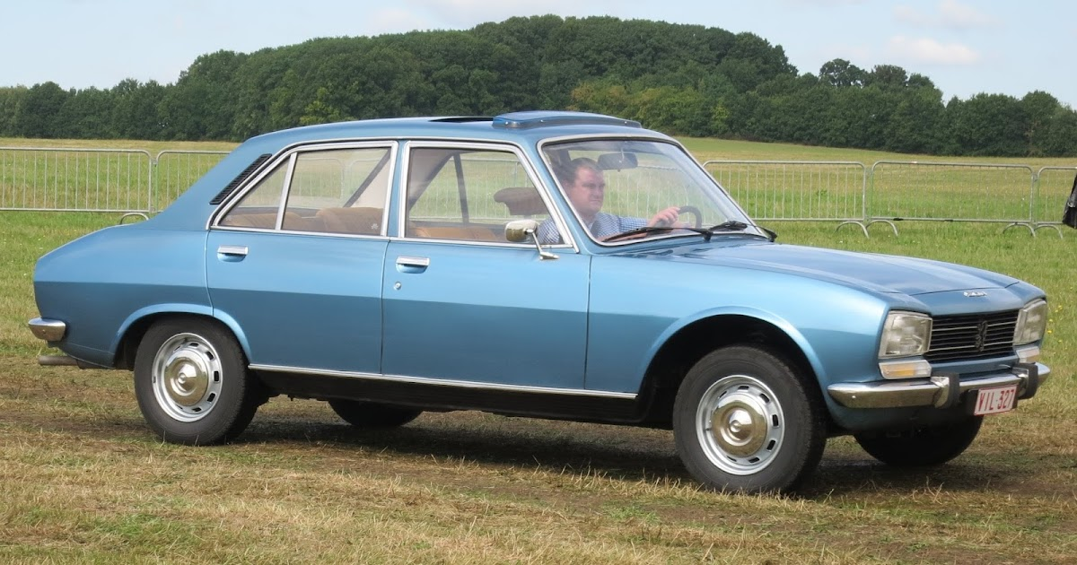 50 hearty cheers to peugeot 504 at 50!!! - autoreportng