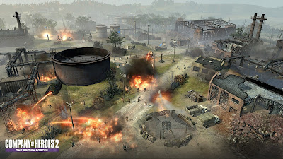 Download Company Of Heroes 2 Master Collection Game Highly Compressed For PC Full Version