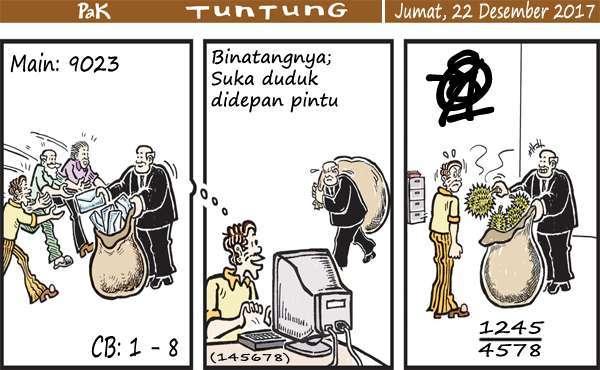 Prediksi Gambar Pak Tuntung Jumat 22 12 2017