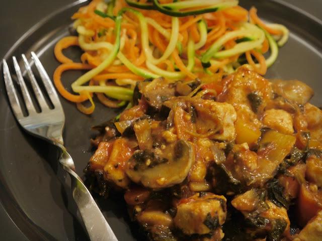 Recipe, vegetarian