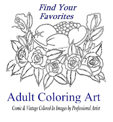Adult Coloring Art Gallery