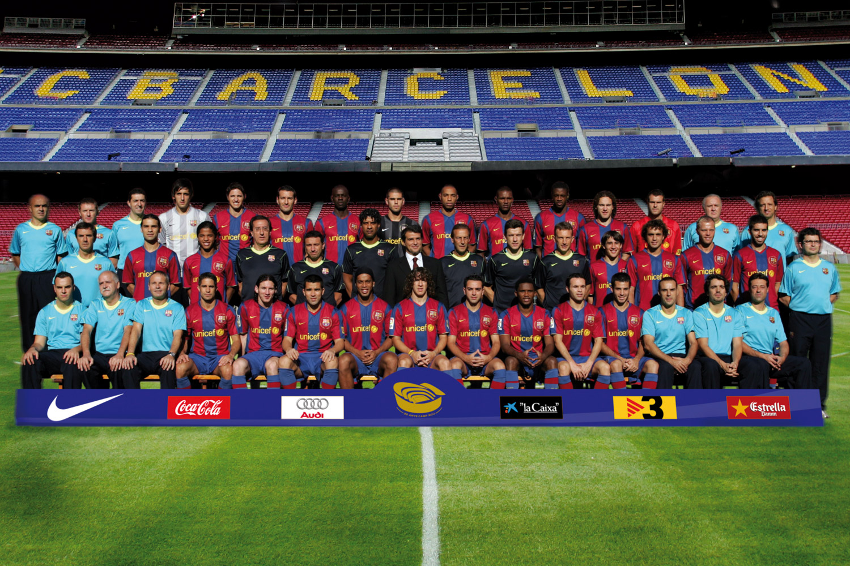 FC Barcelona: 5marts: FC Barcelona 2007/08