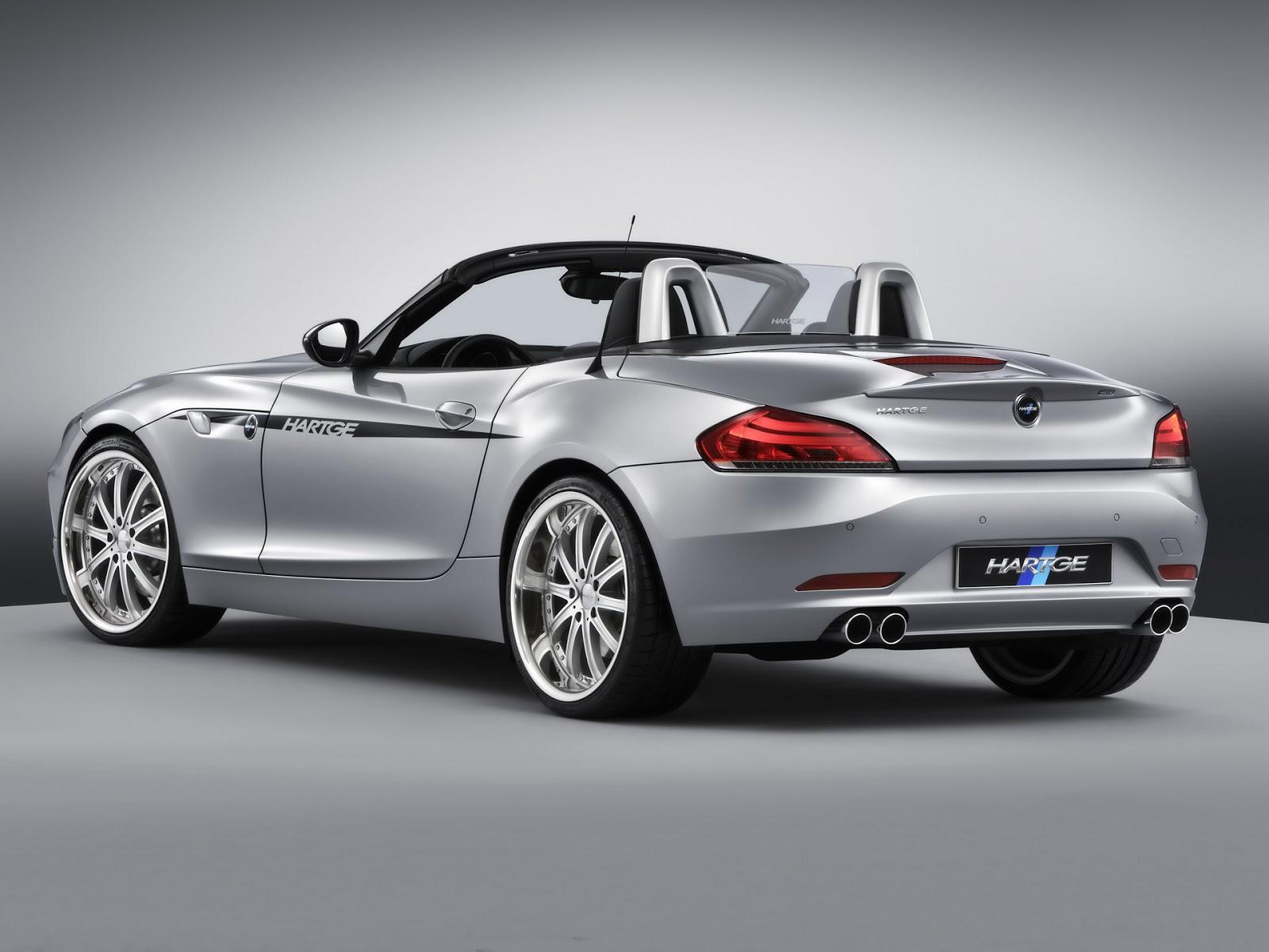 Sports Cars: BMW Z4 MODEL