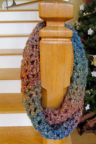 Gigi Crochets Easiest Ever Infinity Scarf