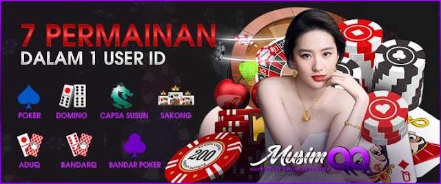 Musimqq.me: Situs Ternyaman Main Poker Online