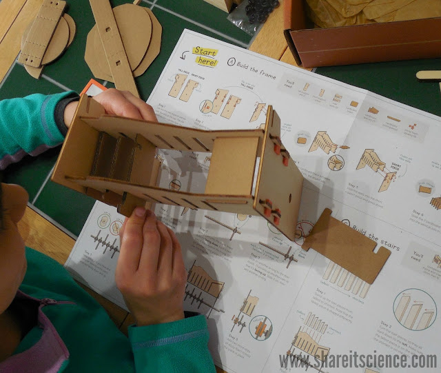 Engineer an automaton with this fun Tinker Crate STEM project!