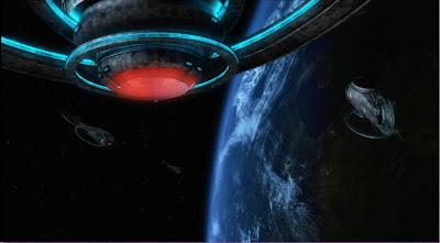 Defiance spaceships screencaps pilot recap