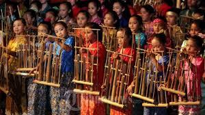 Guru Ekstrakurikuler angklung Semarang bisa datang