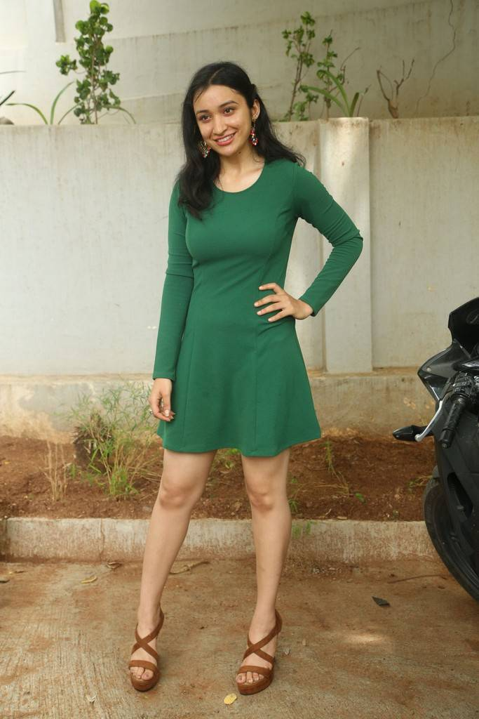 Sakshi Kakkar At College Days Movie Launch Spicy Stills