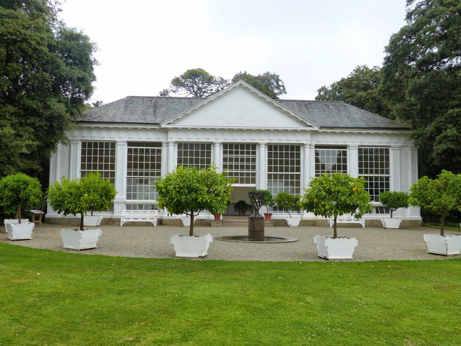 The Orangery, Saltram