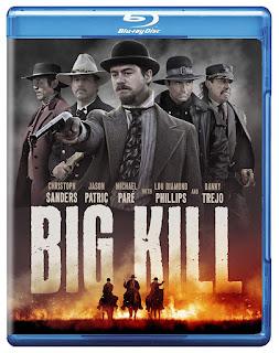 Big Kill Blu-Ray