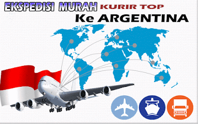 JASA EKSPEDISI MURAH KURIR TOP KE ARGENTINA