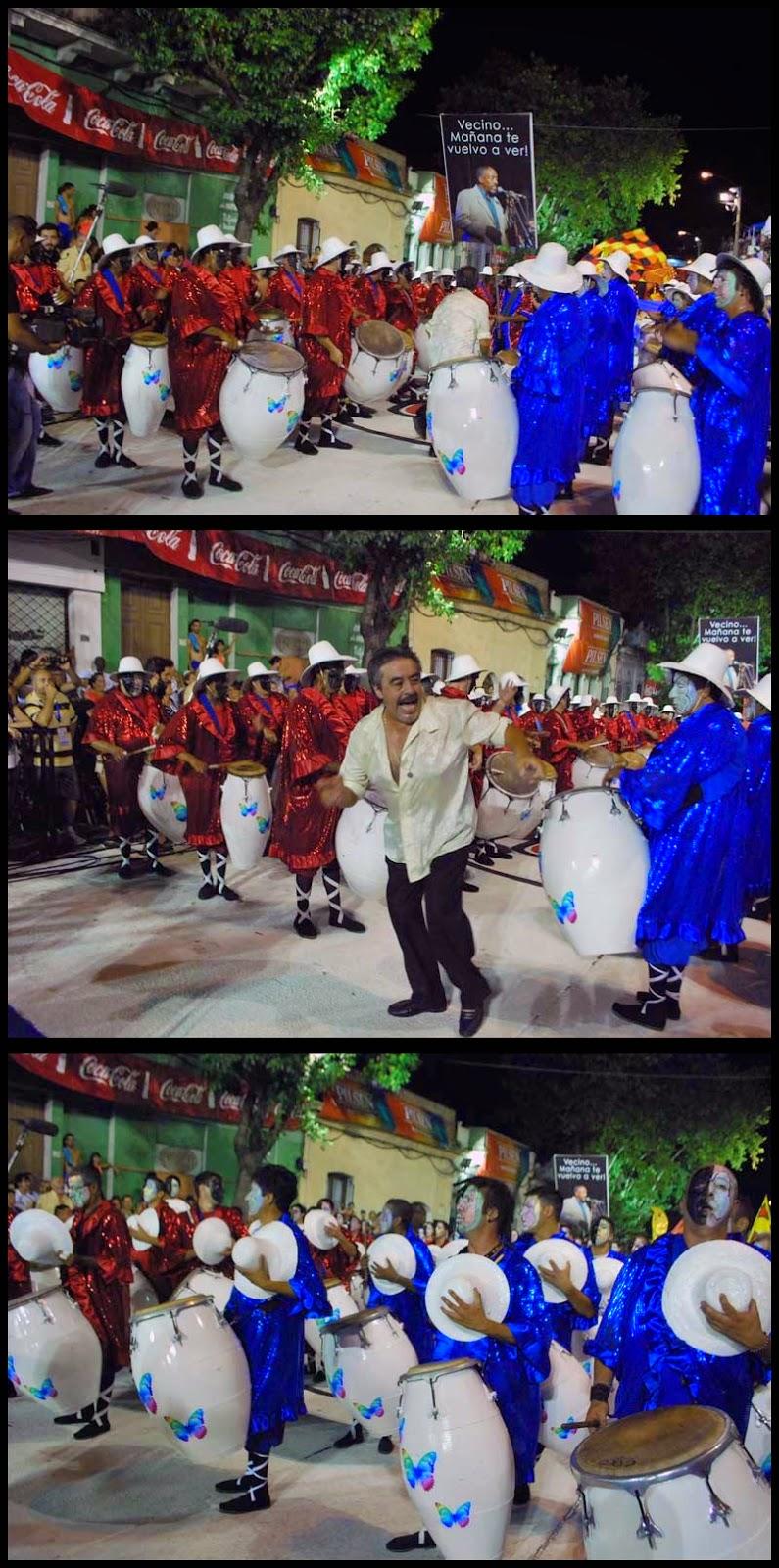 Desfile de Llamadas. Kilombo.