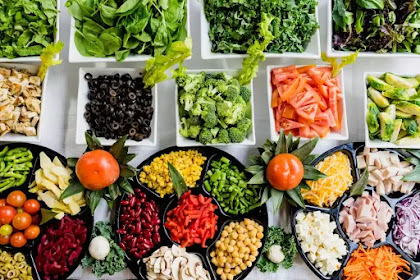 The Importance of Making Food with Balanced Ingredients and Nutrients