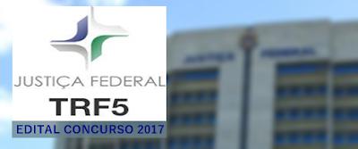 Apostila concurso TRF da 5 Região 2017 - Analista Judiciário