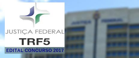 Apostila Concurso TRF5 - Tribunal Regional Federal da 5ª Região 2017
