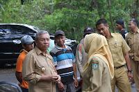Wakil Walikota Bima Tinjau Dua Jalan Usaha Tani yang Akan Segera Dibuka di Jatibaru