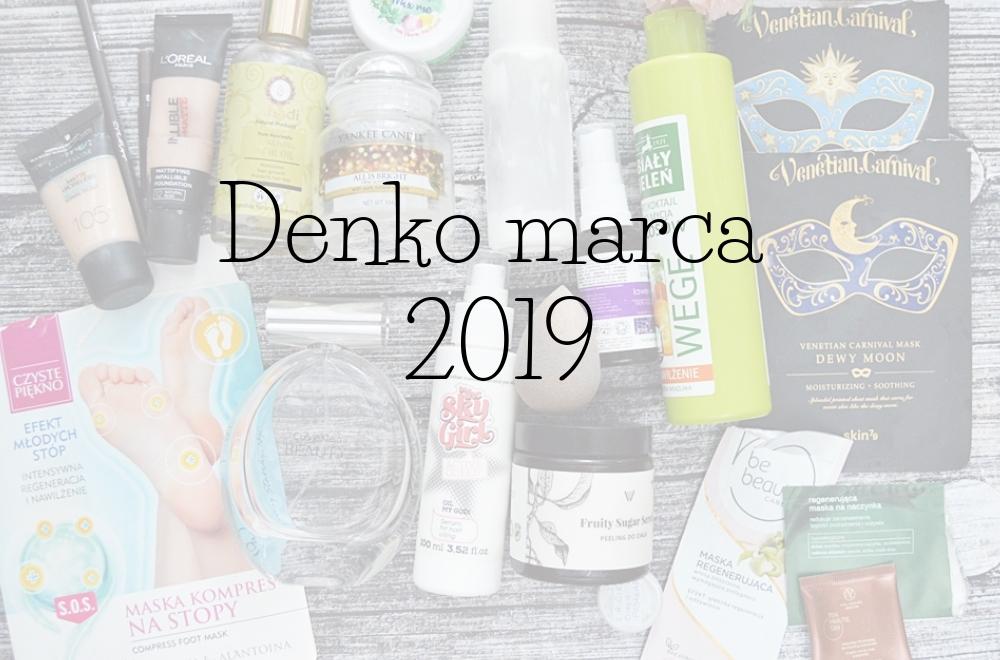 Denko marca 2019