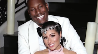 Who Did Tyrese Marry? New Wife 2017