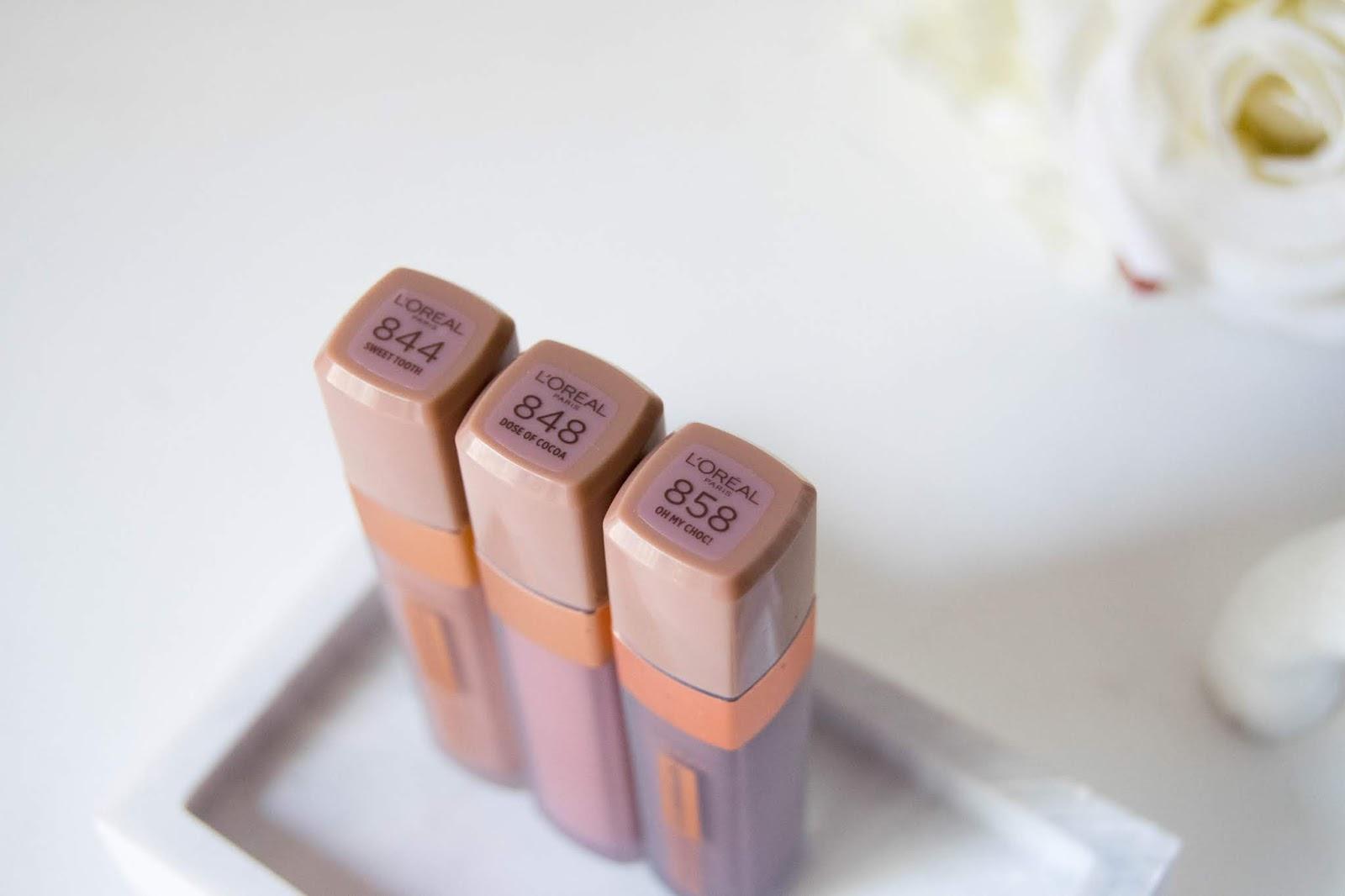 les chocolats loreal