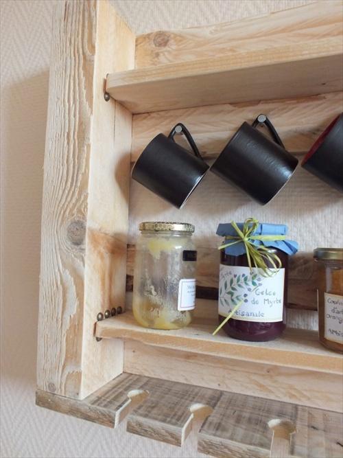Pallet Kitchen Furniture Makes Your Dreams Come True