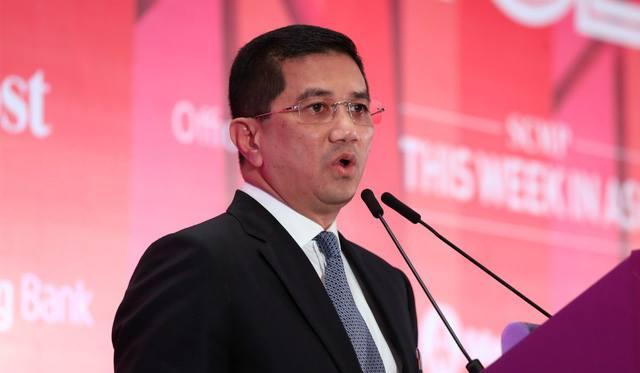 Bộ trưởng Kinh tế Malaysia Azmin Ali