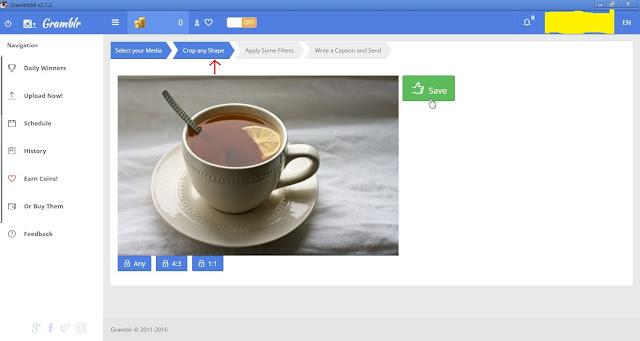 Jak dodać zdjęcia na instagram z komputera?