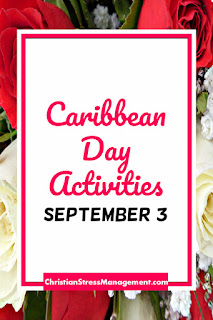 Caribbean Day Activities September 3
