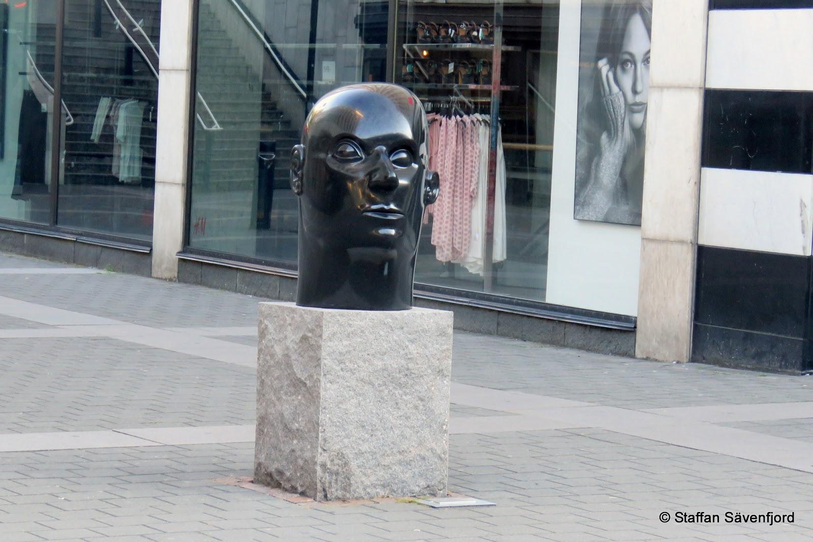 Karta Skulpturer Boras.Staffans Tankar Om Lite Av Varje Boras Internationella