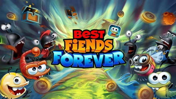 لعبة best fiends forever