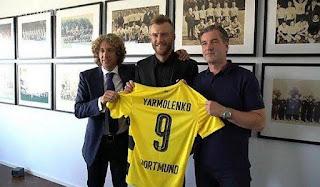 Dortmund Langsung Dapat Pengganti Dembele