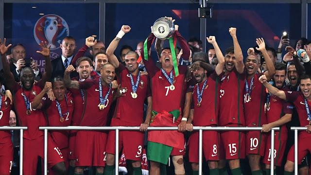 Portugal Confederations 2017 Squad