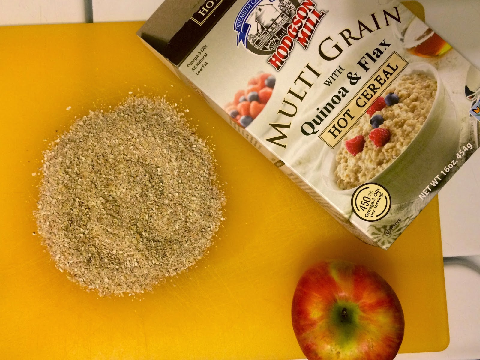 hot cereal, flax, quinoa, recipe, eating fabulously, christopher stewart