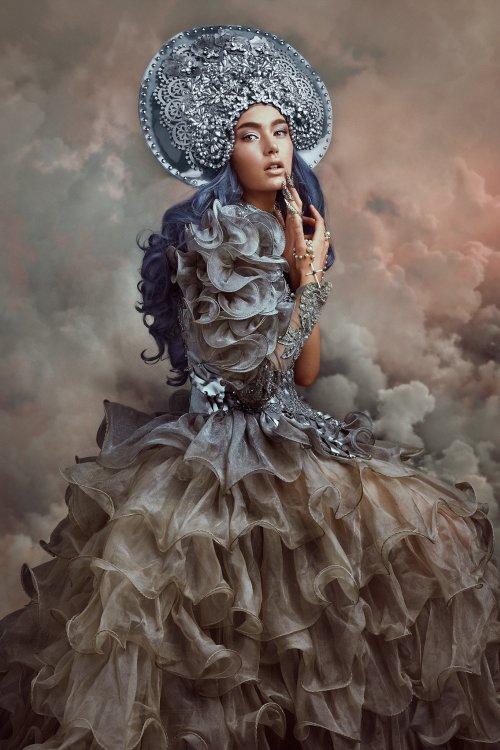 Bella Kotak 500px arte fotografia fashion surreal mulheres modelos sonhos magia