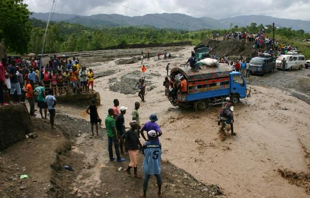 hurricane matthew 2016 death tolls haiti