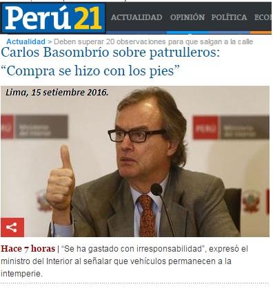 Mis propuestas 2017 el gobierno peruano de pedro pablo for Como se llama el ministro del interior