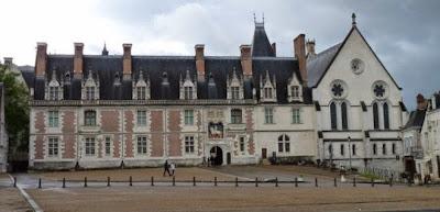 Castillo de Blois.